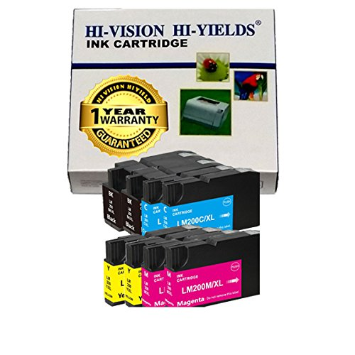 HI-VISION HI-YIELDS Compatible Ink Cartridge Replacement ...