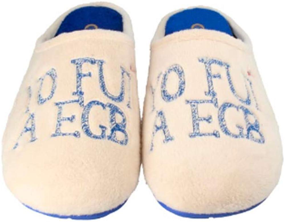 YO FUI A EGB Zapatillas de casa (44 EU): Amazon.es: Zapatos y ...