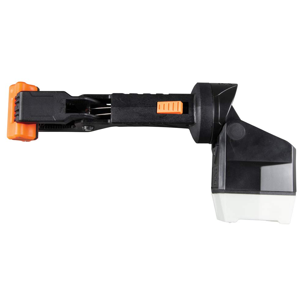Work Light, LED Clamp Light Rotates 360 Degrees, Pivots 90 Degrees, Dust and Water Resistant Klein Tools 56029 by Klein Tools (Image #7)