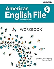 American English File 3th Edition 5. Workbook without Answer Key