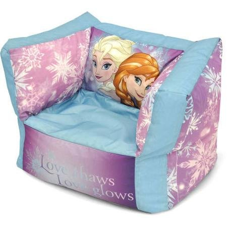 Disneyu0027s Frozen Ultimate Childrenu0027s Bean Bag Chair