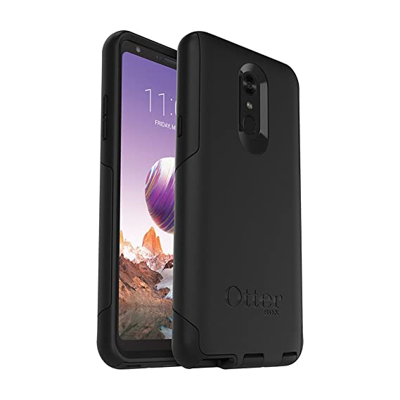 new style bcda8 8e485 OtterBox Commuter Series Case for LG Stylo 4 - Retail Packaging - Black