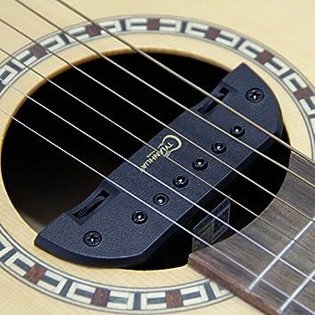 skysonic t-903 Piezo pastilla Humbucker para guitarra eléctrica 88 - 105 mm sonido agujero pastilla para solo, Tapping y pocos bandas: Amazon.es: ...