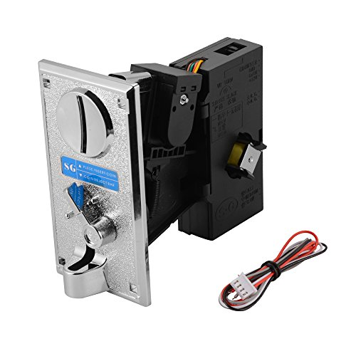Price comparison product image XCSOURCE Multi Coin Selector CPU Acceptor Thrower Insert for Arcade Video Game Machine Vending Machine AC895