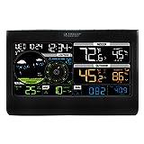 La Crosse Technology 328-2314 Color Professional Weather Station with Lightning Indicator & Combo Wind/Rain Sensor
