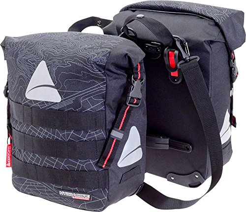Axiom Bag Axiom Pannier Wp Monsoon H-Core 32+ Black - 404004-01