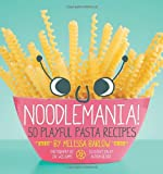 You'll go noodle crazy with the playful andcolorful pasta recipes in Noodlemania! It's filledwith hot and cold main dishes, salads, and evendesserts! Try Super Stuffed Monster Mouthsmade with jumbo pasta shells, Rapunzel Pastamade with ex...
