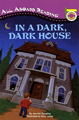 In a Dark, Dark House (All Aboard Picture Reader) (Halloween Writing For Kindergarten)