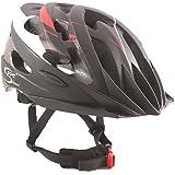 Sport Direct Mens Bicycle Helmet Red/Black 58-61cm
