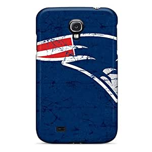 Galaxy S4 Case Cover Skin : Premium High Quality New England Patriots Case