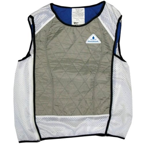 TechNiche International Ultra Evaporative Cooling Sport Vest, Medium, Silver
