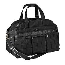 Lug Airbus Weekender Bag, Midnight Black, One Size