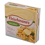 Conagra Fleischmanns Solid Margarine - Unsalted, 1 Pound -- 18 per case.
