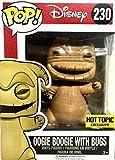 Funko Pop! Nightmare Before Christmas Oogie Boogie with Bugs Hot Topic Exclusive Vinyl Figure