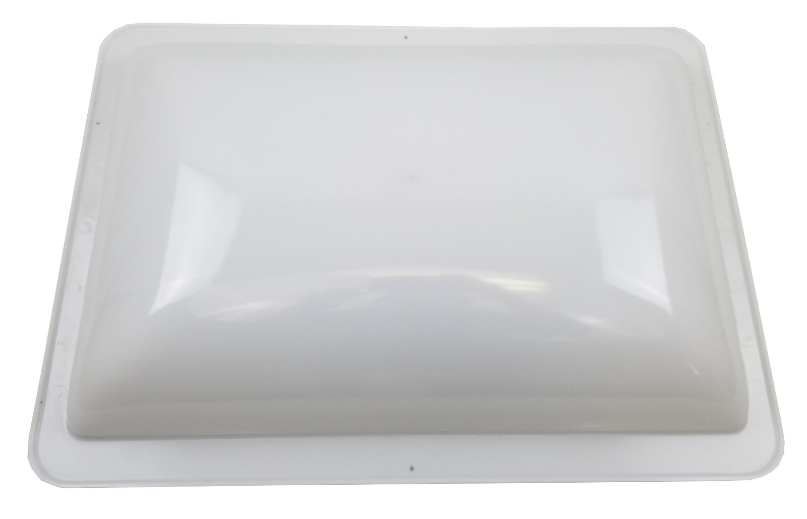 Class A Customs Premium Heavy Duty 17 x 24 rv Interior Replacement Skylight White Plastic roof Trailer by Class A Customs