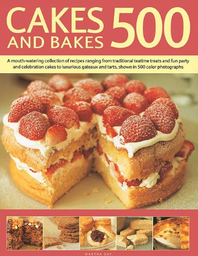 Download 500 Cakes and Bakes ebook