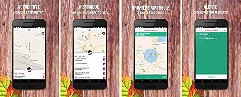 Prestagi Services - Baliza rastreadora, GPS, larga duración, sin ...