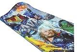 Marvel The Avengers Movie Slumber Bag Sleeping Party Overnight Bedding