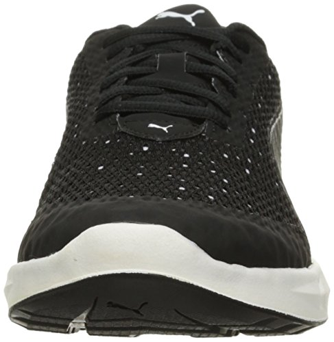 Shoe PUMA Ignite Women's Running Puma Layered Ultimate Puma WN's Black White xYY5Sqwr