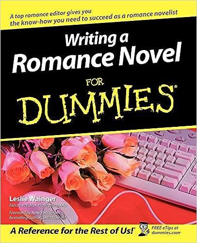 romance novel formula