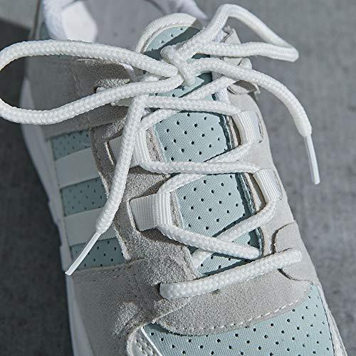 coreanos Zapatos Zapatos cómodos de ocasionales malla de de de la los estudian las mujeres libre tendencia de Azul de deporte amortiguación deporte Zapatillas de Zapatillas choque de al la respirables aire RUwgFH7