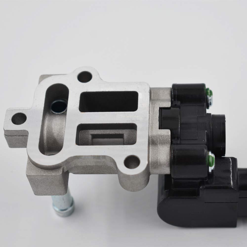 labwork-parts New Idle Air Control Valve for 01-05 Honda Civic Acura EL 1.7L 16022PLCJ01 US
