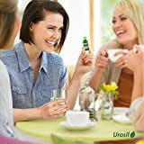 Urosil: Stop UTIs (Urinary Tract Infections) Before They Start, Dr Formulated with NO Cranberry or D MANNOSE, Strong Herbal Formula Cleanse