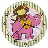 Jungle Clock, Baby & Kids Zone