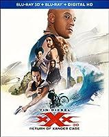 xXx: Return of Xander Cage (3D+Blu-ray+Digital HD)