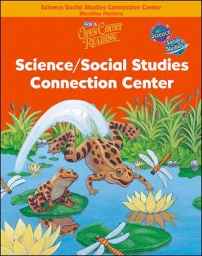Open Court Reading - Science and Social Studies Connection Center Blackline Masters - Grade 1