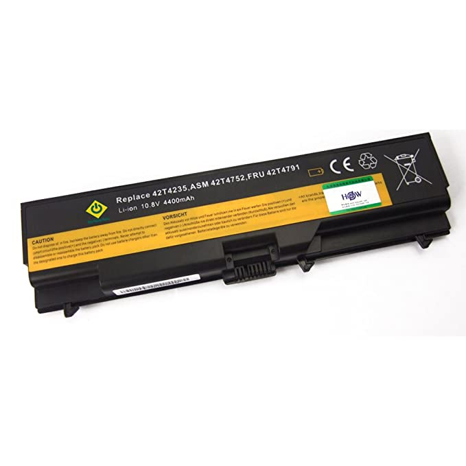 Battery Packs 4400mah 42t4733 42t4235 42t4731 Laptop Battery For Lenovo Edge 14 E40 E50 Edge 15 E420 E520 L410 L420 L520 Sl410k Sl410 Sl510 2019 New Fashion Style Online Power Source