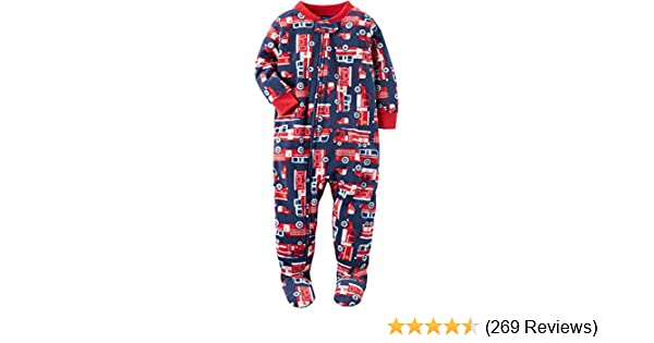 f4ec37e87a Amazon.com  Carter s Baby Boys  1 Pc Fleece 327g144  Clothing