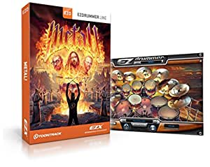 Toontrack Metal! EZX (boxed)