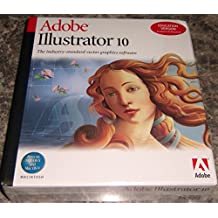 Adobe Illustrator 10 for Mac (Education Version) runs on Mac OS X and Mac OS 9