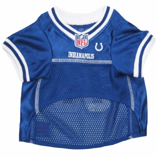 picture of Pets First NFL Indianapolis Colts Jersey, Small