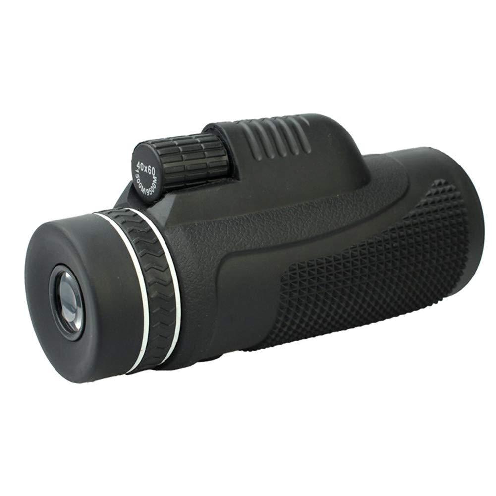 WSYA HD Monocular Telescope Camera 40x60 High Power Vision Zoom BAK4 Quality Portable Birds Watching Hunting Gift Monocular by WSYA