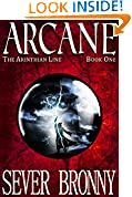 #6: Arcane (The Arinthian Line Book 1)