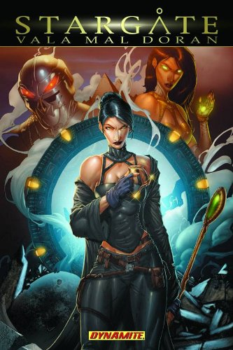 Download Stargate: Vala Mal Doran (Stargate (Dynamite)) PDF