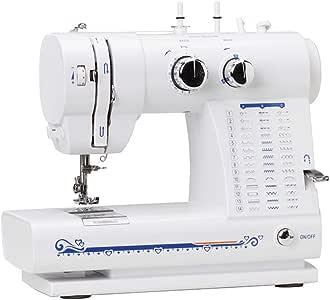 Mini máquina de coser eléctrica de la máquina de coser portátil de ...