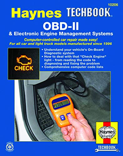 - Obd-Ii & Electronic Engine Management Systems Technical Repair Manual (Haynes Repair Manuals)