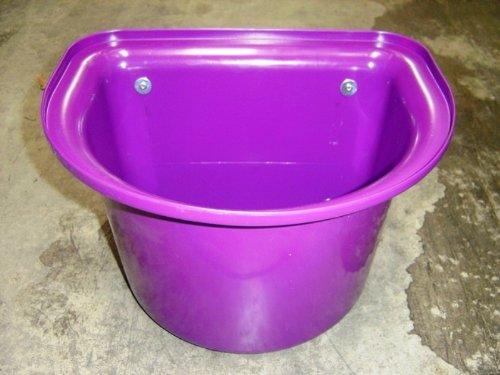 Stubbs Hook-on Portable Feed Manger Lightweight x Size: 15 Lt Purple (S5PE)