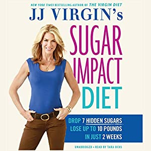 JJ Virgin's Sugar Impact Diet Audiobook