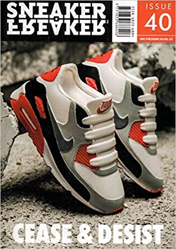 d6801cc646 Sneaker Freaker Magazine Issue 40 (2018)