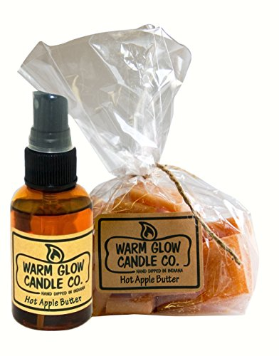 pany Hot Apple Butter 2 oz Atomizer Oil & Scent Chips ()