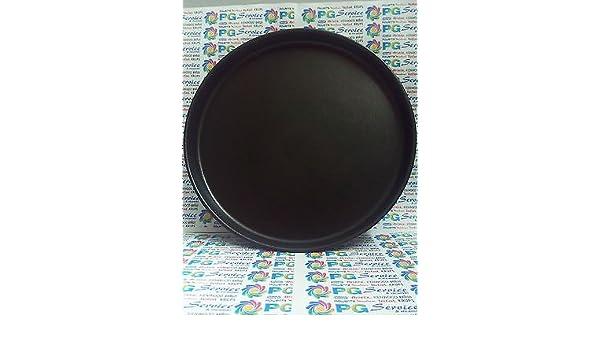 DeLonghi Plato Crisp grigliante negro 24 cm microondas ...