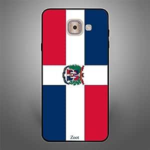 Samsung Galaxy J7 Max domnica republic Flag, Zoot Designer Phone Covers
