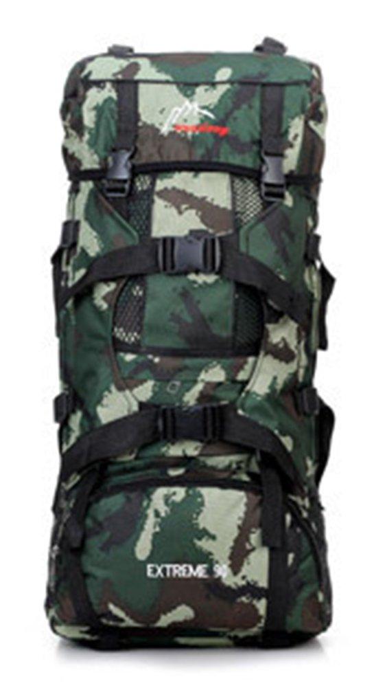 Chariot Trading – 大容量プロフェッショナル登山バッグアウトドアキャンプハイキングdouble-shoulderキャンバスバックパックCamouflage一般hb51 – cj-bg-000355  As Picture3 B00MAYR8X6