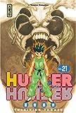 "Afficher ""Hunter x Hunter. n° 21 Hunter x Hunter"""