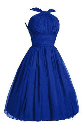 Victoria Dress Fashion A-Line Short Chiffon Pageant Bridesmaid Dresses for Girls