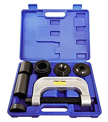 Astro 7865 Ball Joint Service Tool Kit with 4-wheel Drive Adapters by Astro Pneumatic Tool